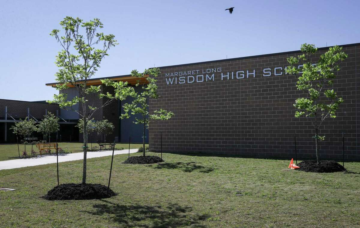 Houston ISD's Wisdom High School reported a far-above-average rate of Class of 2018 graduates enlisting in the military, which helped carry the campus to a C grade under the state's academic accountability system this year. Without the high enlistment rate, Wisdom likely would have received a failing grade. Unlike other schools with an enlistment rate exceeding 30 percent, Wisdom is not under state investigation.
