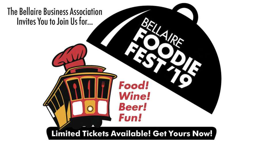 The first annual Bellaire Foodie Fest, hosted by the Bellaire Business Association, will be held on Saturday, Oct. 19. Tickets can be purchased at www.bellairefoodiefest.com. Photo: Bellaire Business Association