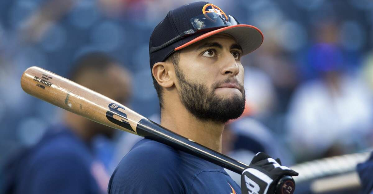 PHOTOS: Astros game-by-game Houston Astros' Abraham Toro takes part in batting practice prior to a baseball game against the Toronto Blue Jays in Toronto, Friday, Aug. 30, 2019. (Fred Thornhill/The Canadian Press via AP) Browse through the photos to see how the Astros have fared in each game this season.