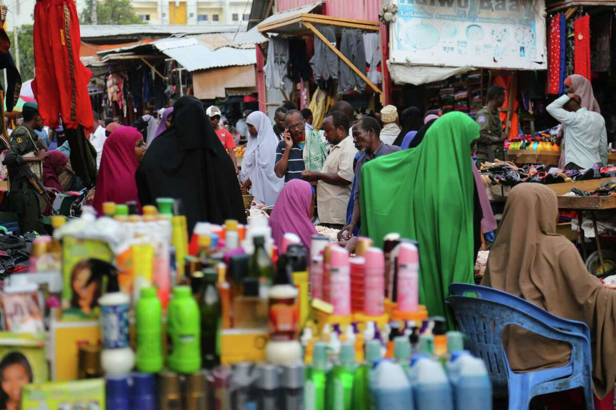 Al-Shabab taxes almost all the goods that enter Somalia, forcing traders to pay thousands of dollars at times.