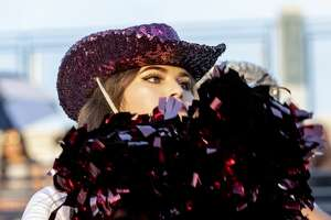 Midland Lee's Dixie Dolls performed at Midland Lee's verses Smithson Valley football game Friday, August 30 at Grande Communications Stadium.