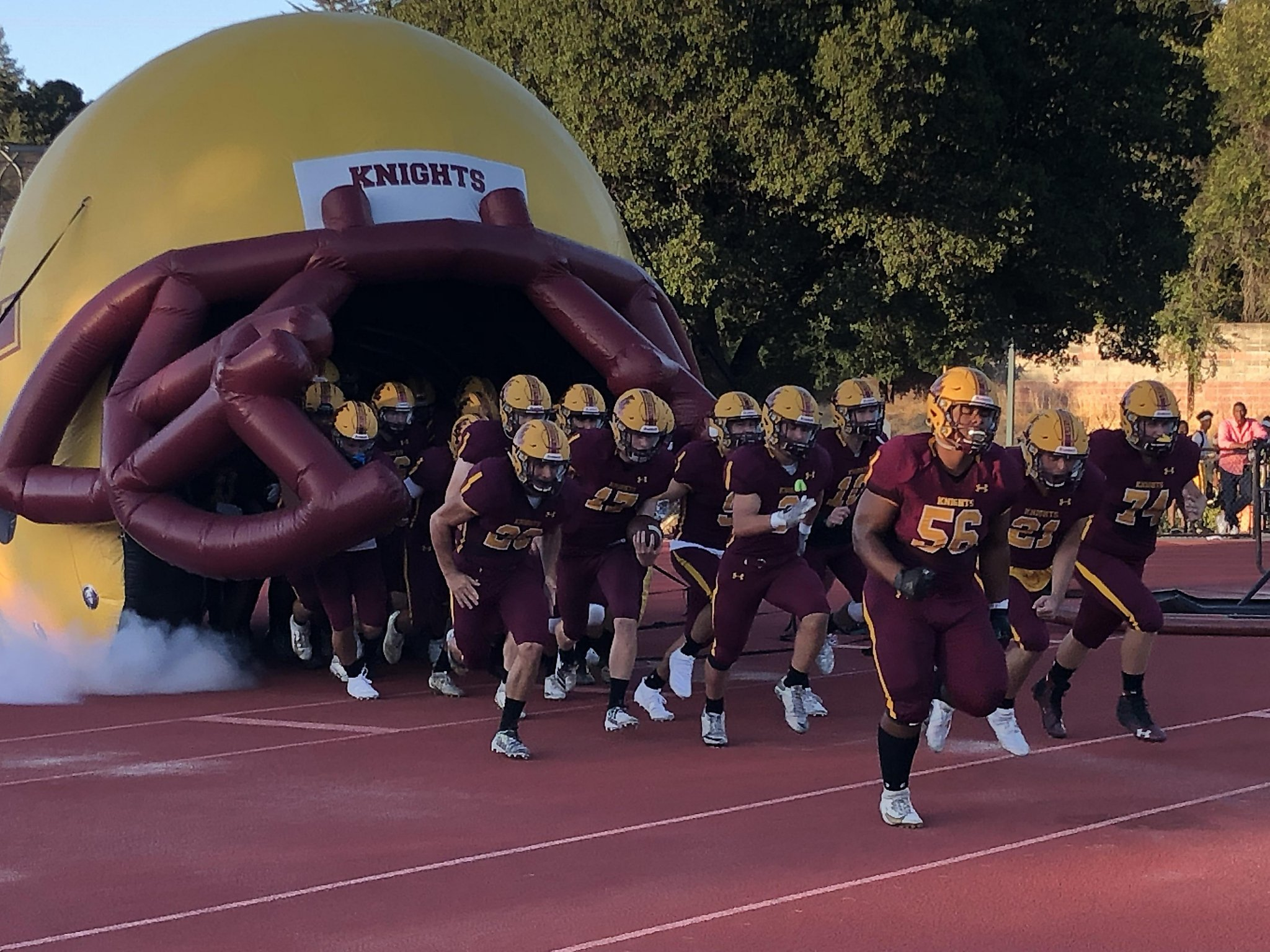 Los Lomas Uses Strong Second Half Effort To Beat Bishop O Dowd Sfchronicle Com
