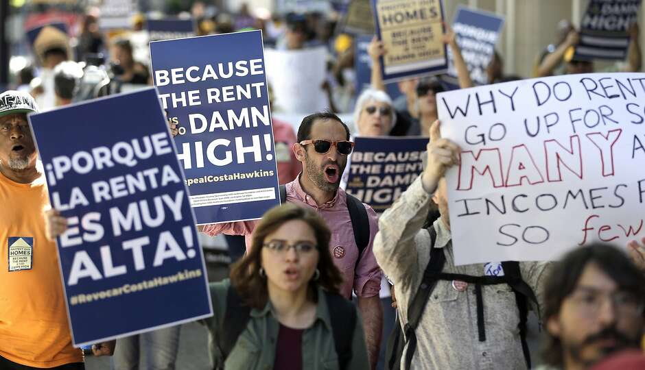Flipping the rent control fight: How California tenants and the left won statewide protection