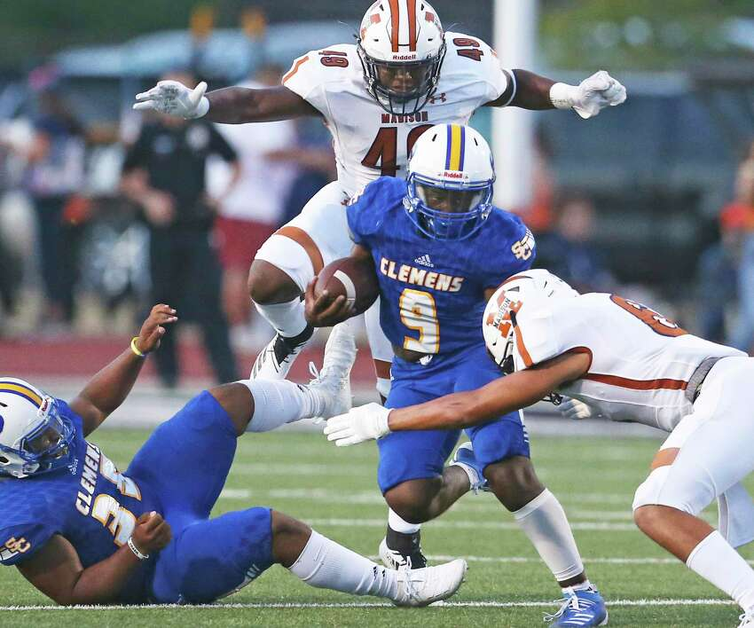 Madison (0-1) 0 vs. Clemens (1-0) 28Madison leads series 6-4