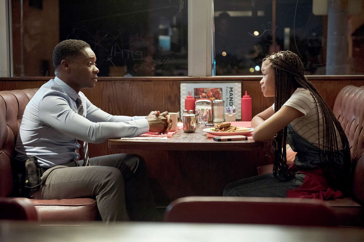 David Oyelowo stars as Jack Radcliff and Storm Reid as his niece Ashely Radcliff in