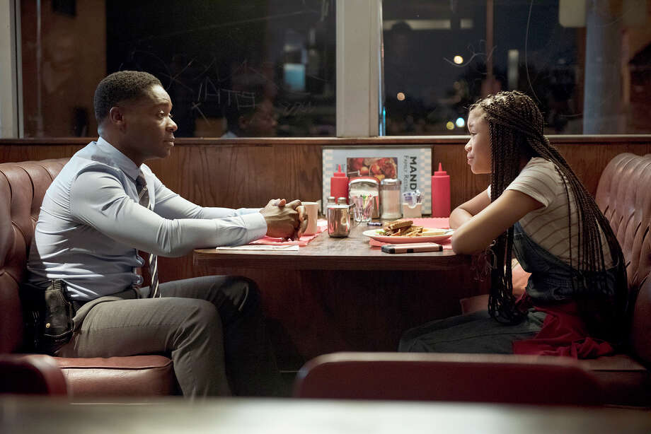 "David Oyelowo stars as Jack Radcliff and Storm Reid as his niece Ashely Radcliff in ""Don't Let Go."" MUST CREDIT: Lacey Terrell / Universal Pictures/OTL Releasing Photo: Lacey Terrell / © Universal Pictures"