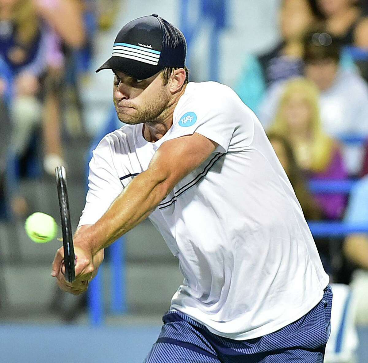Any Roddick will be participating in the Invesco Series QQQ men's event in New Haven.