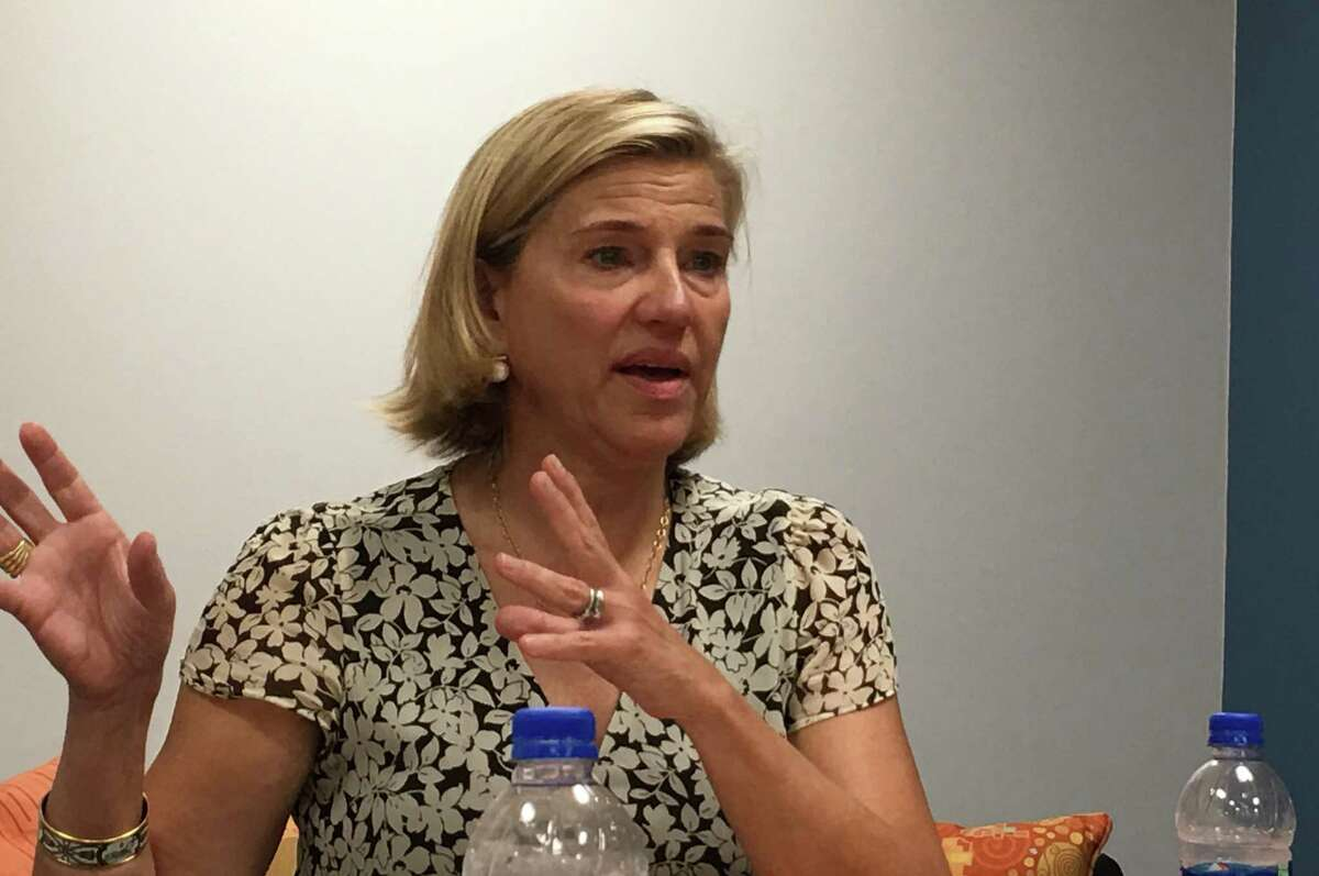 Former Connecticut Open tournament director Anne Worcester helped broker the deal among Oracle, Yale, the city and the Tennis Foundation of Connecticut, enabling tennis to return to New Haven on the 2019-20 calendar.