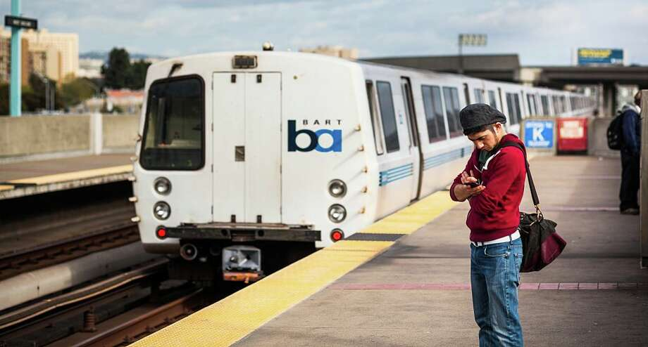 An equipment problem is causing delays on BART on Tuesday afternoon. Photo: Joseph DeSantis/Moment Editorial/Getty Images / This image is subject to copyright.