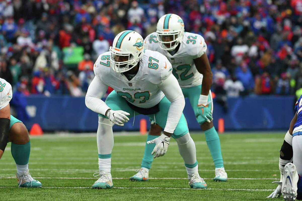 Offensive tackles like Laremy Tunsil, whom the Texans acquired from Miami, are becoming more valuable in today's NFL.