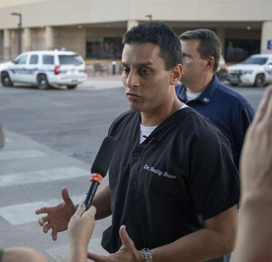Dr. Sudip Bose is an emergency physician in Midland and a member of the Texas College of Emergency Physicians. Photo: Jacy Lewis/Reporter-Telegram