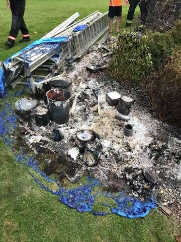 Flash fire' investigated in Monroe - SFGate