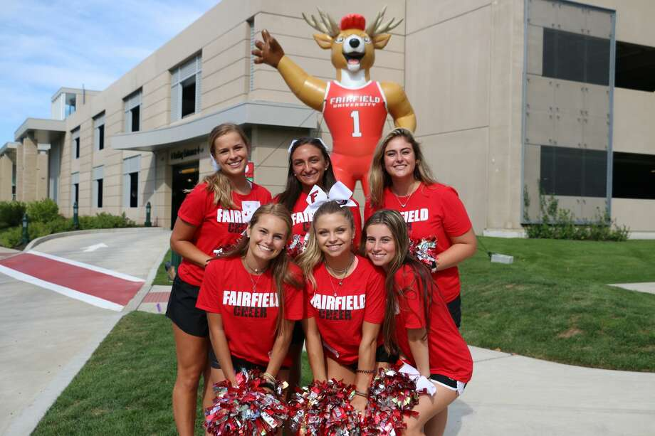 Students returned to the Fairfield university campus on September 1, 2019. Were you SEEN on move-in day? Photo: MIke MacLauchlan