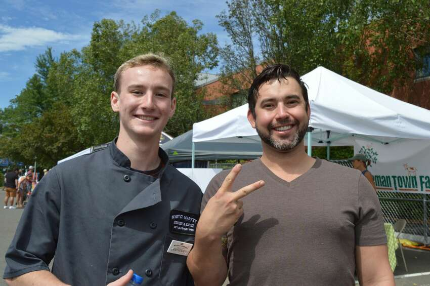 Were you SEEN at the annual Blues & views festival in Westport on September 1, 2019? Festival goers enjoyed live music and local food and drink.