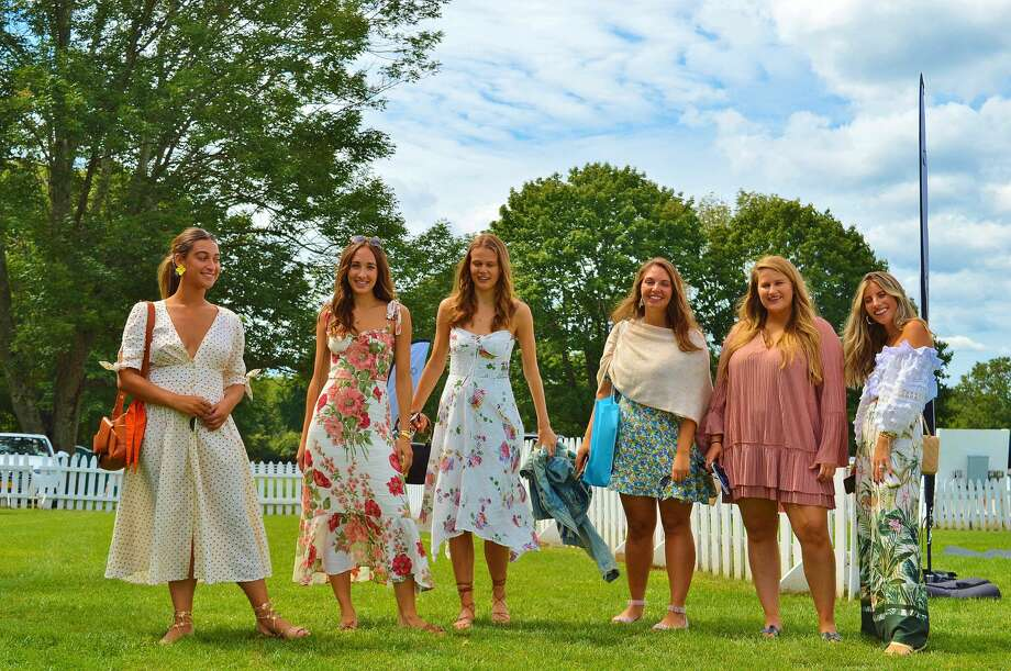 The Greenwich Polo Club East Coast Open took place on September 1, 2019. Guests donned their Sunday best and watched the match while enjoying drinks, picnics and an after-party. Were you SEEN? Photo: Todd Tracy / Hearst Media