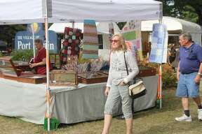 Michigan artwork was on display at the 18th annual Art in the Park event over Labor Day Weekend.