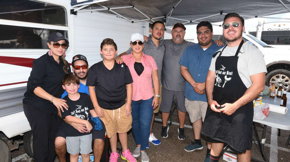 BBQ lovers participate in the 2019 Pit Kings Cook Off on Saturday, Aug. 31, 2019, at Uni-Trade Stadium.