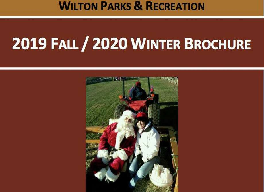 The fall/winter brochure for 2019-2020 from Wilton Parks and Recreation is available now. Photo: Contributed Photo / Wilton Parks And Recreation / Wilton Bulletin Contributed
