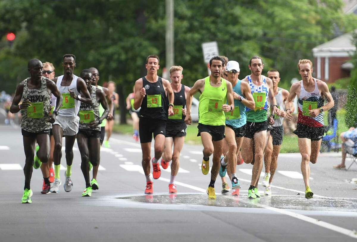 The Faxon Law New Haven Road Race in New Haven Sept. 2, 2019.