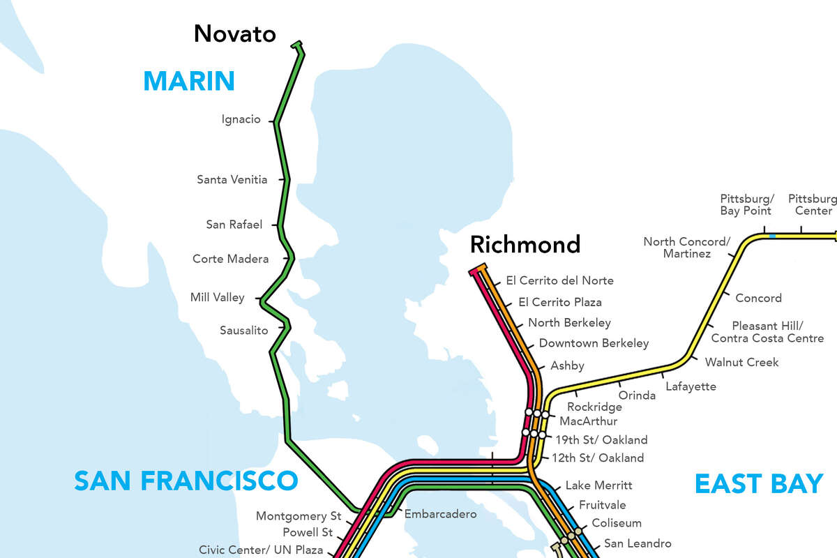 BART could have traveled up to Marin. So what happened?