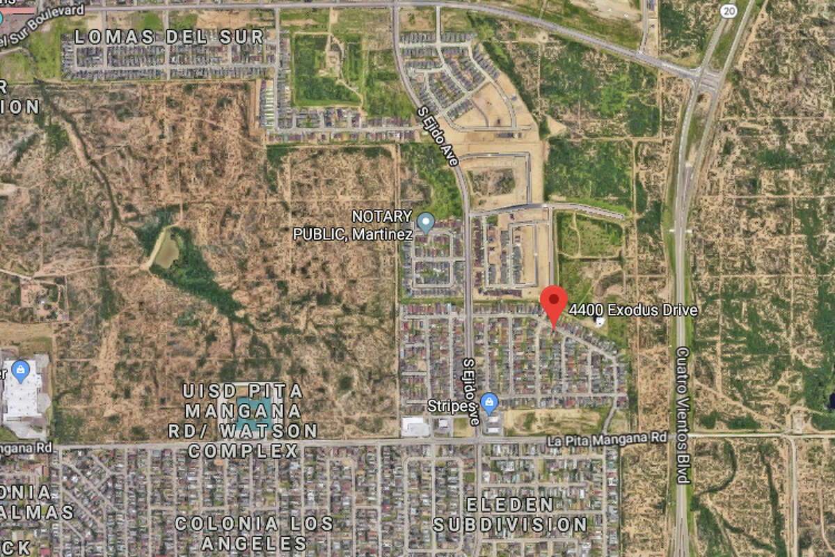 At about 6 p.m. Aug. 25, police officers responded to an assault report in the 4400 block of Exodus Drive.