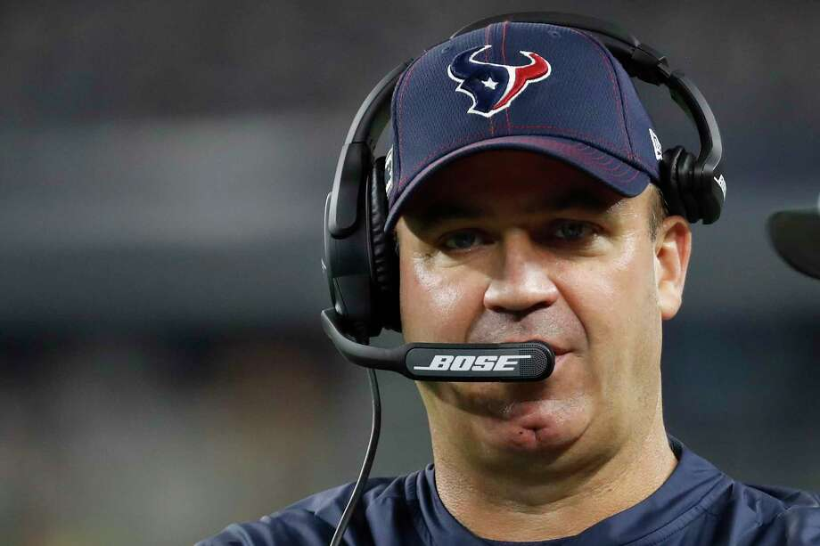 """Texans coach Bill O'Brien said the rainfall from Tropical Depression Imelda """"has been unbelievable."""" Click through the gallery to see photos of Imelda's impact on the greater Houston area. Photo: Brett Coomer, Houston Chronicle / Staff Photographer / © 2019 Houston Chronicle"""