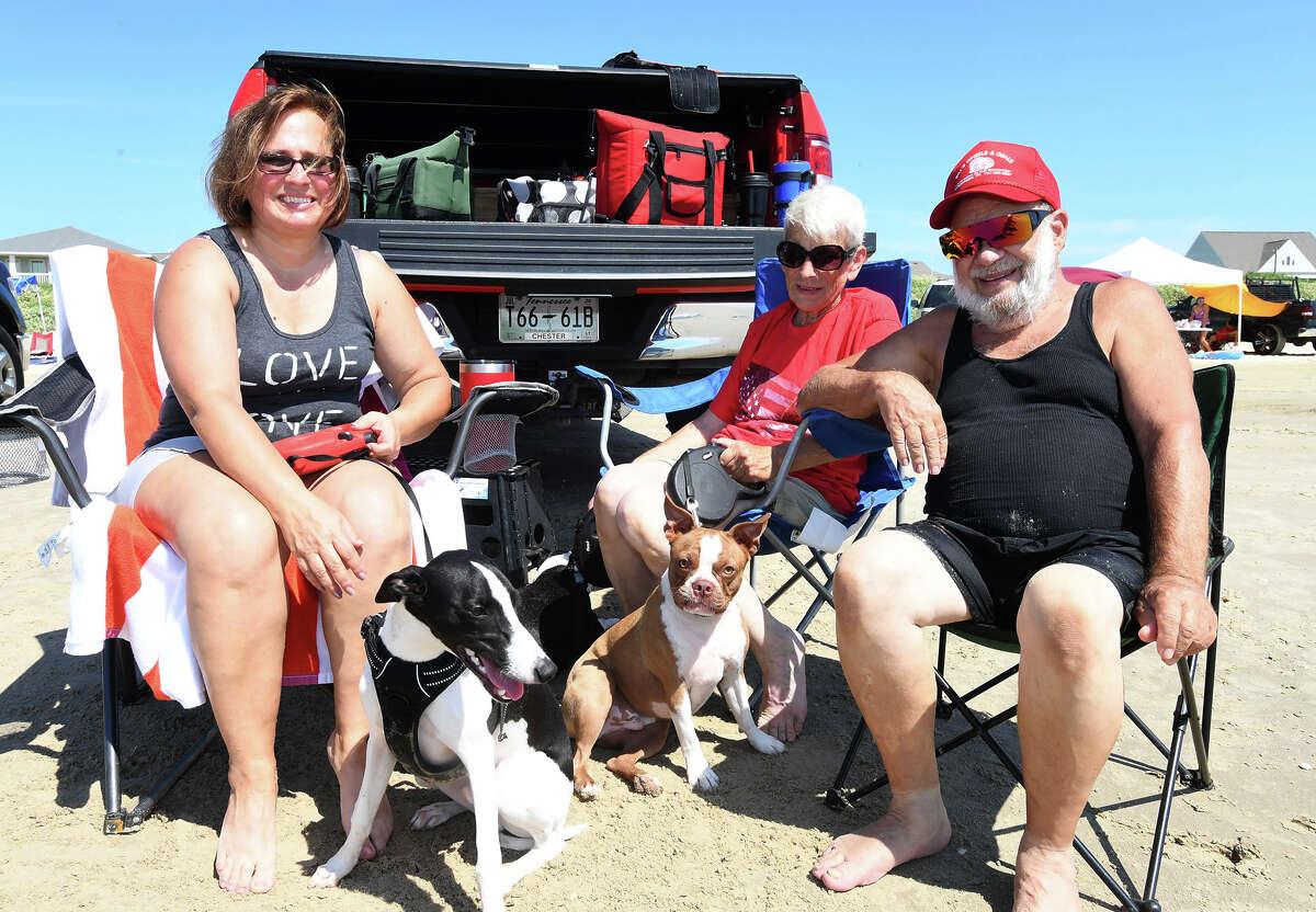 Photo taken during Labor Day at Crystal Beach. Photo taken Monday, 9/2/19