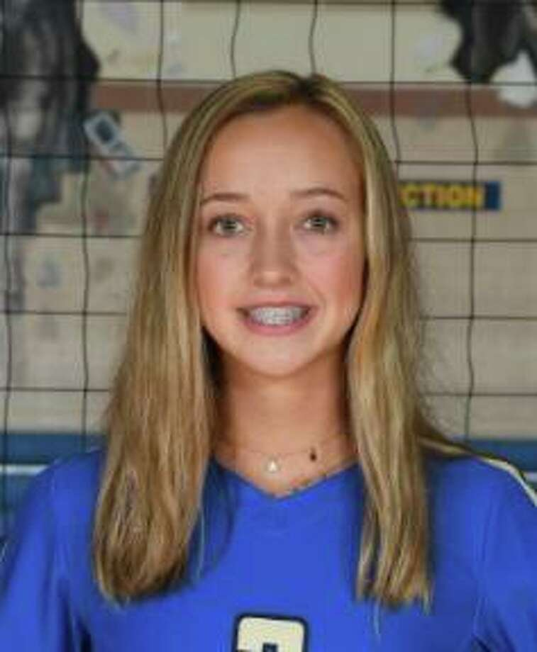 Kerrville Tivy volleyball player Ally Scheidle. Photo: Courtesy Photo