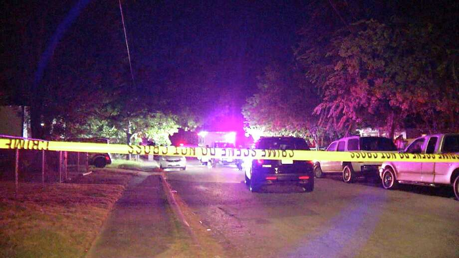 A 62-year-old man was allegedly struck by a bullet while he was sleeping inside his house on the city's West Side, according to San Antonio police. Photo: Ken Branca