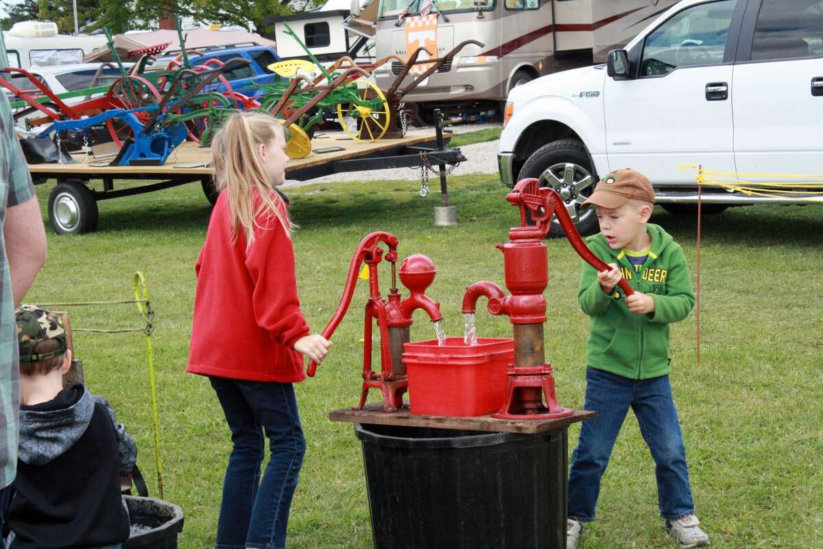 The 24th annual Fall Family Days is returning to the Thumb Octagon Barn this weekend. Running from 8 a.m. to 5 p.m. Saturday and Sunday, the agricultural museum, located at 6948 Richie Road, is hosting a weekend full of farming demonstrations and displays. Here's a look back from previous years.
