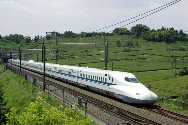 Texas Central's goal is to break ground at the end of 2017 on the nation's first bullet train connecting Houston to Dallas.