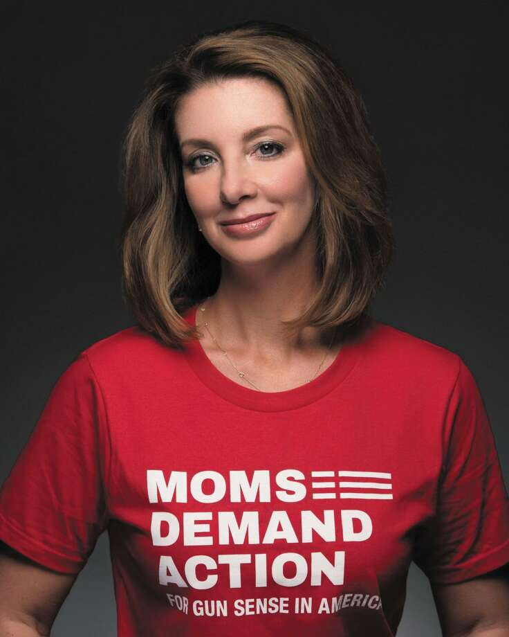 """Shannon Watts, activist and author of """"Fight LIke a Mother: How a Grassroots Movement Took on the Gun Lobby and Why Women Will Change the World"""" will speak from 6:30 to 8 p.m. Sept. 19, 2019 at Turning the Page, 477 Main St., Monroe. Photo: Turning The Page / Contributed"""