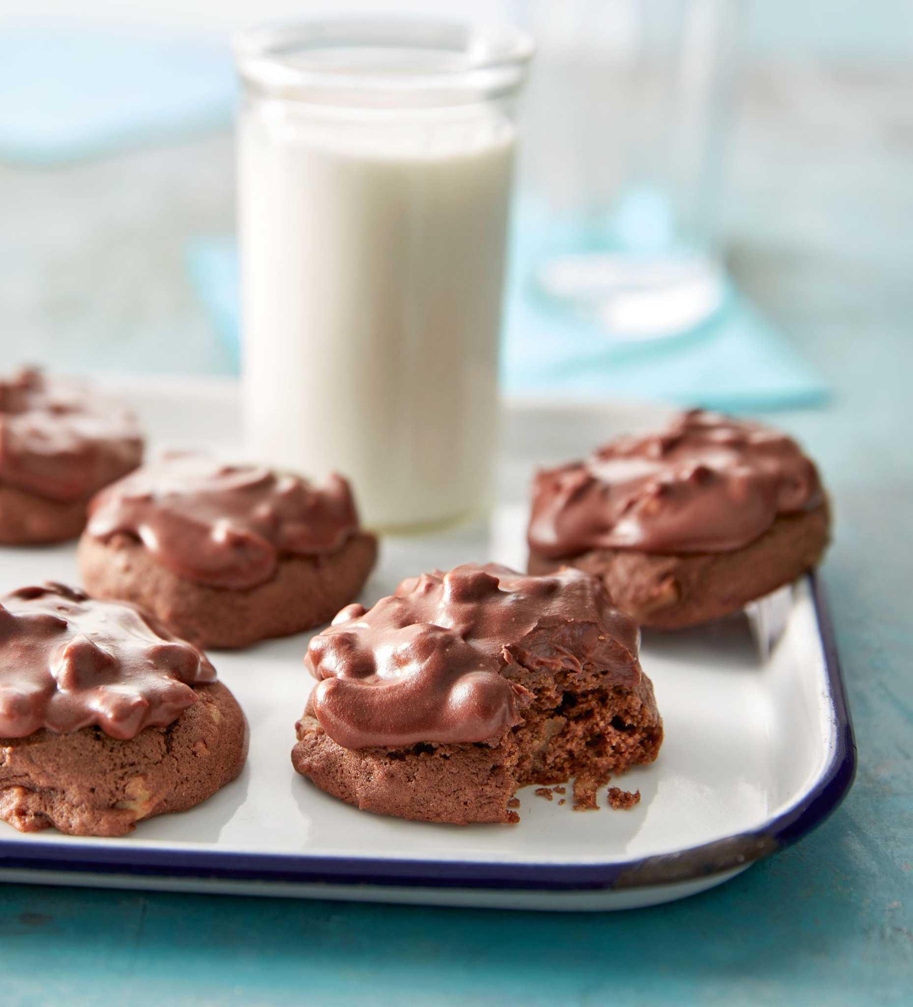 Recipe Texas Sheet Cake Chocolate Pecan Cookies