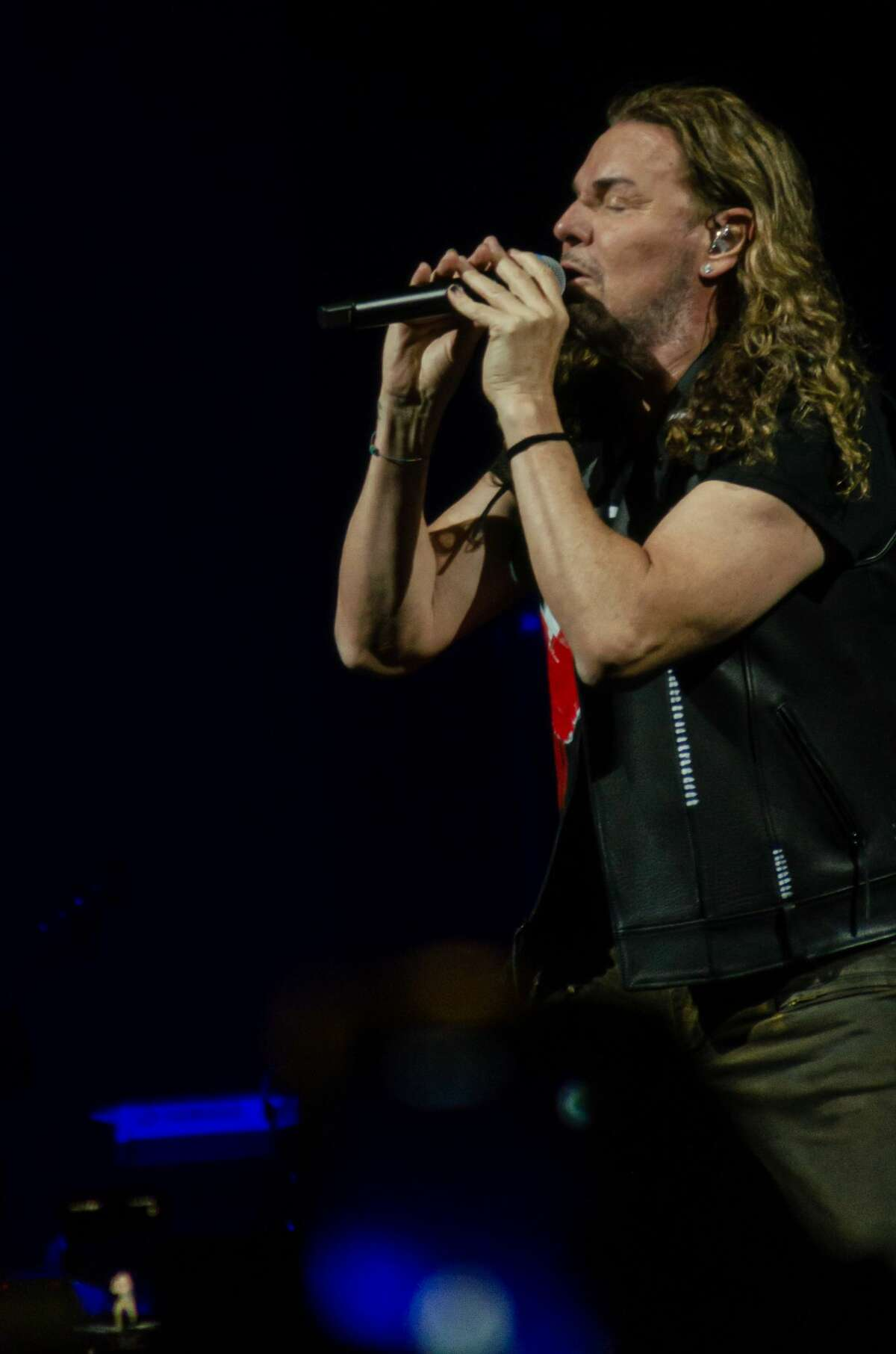 Mana kicks off their Rayando el Sol Tour in Laredo and entertains the audience with all their greatest hits at Sames Auto Arena, Saturday, August 31, 2019.