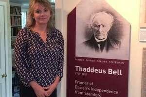 Maggie McIntire, Darien Historical Society Executive Director