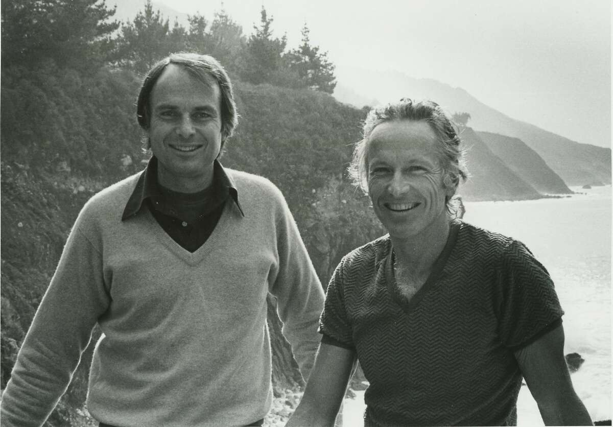 Esalen founders Michael Murphy and Dick Price, 1981