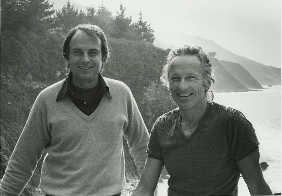 Esalen founders Michael Murphy and Dick Price, 1981 Photo: Courtesy Of Esalen Institute