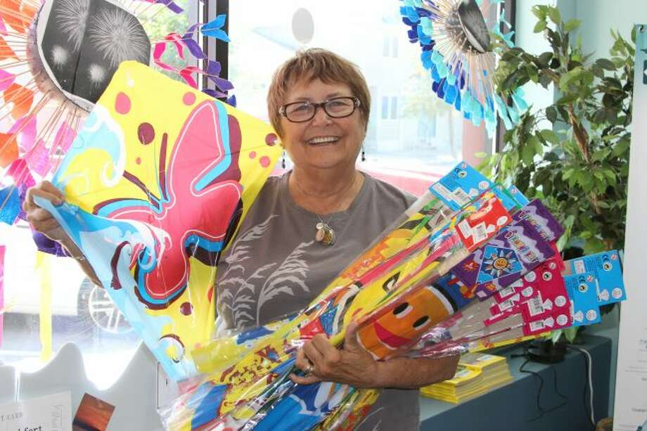 The Frankfort-Elberta Chamber of Commerce will be hosting a kite-flying event on Saturday. (File Photo)