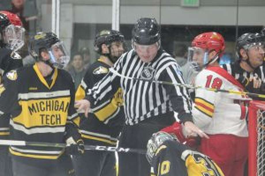 Michigan Tech and Ferris State are two of the seven WCHA teams looking for a a new league.
