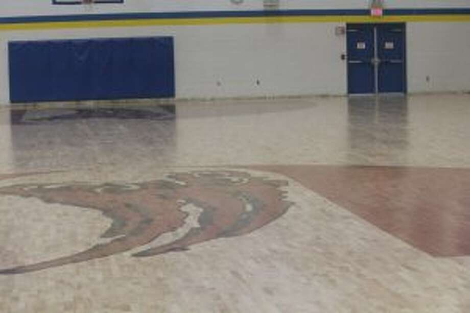 Evart will have a new look to its gym floor.
