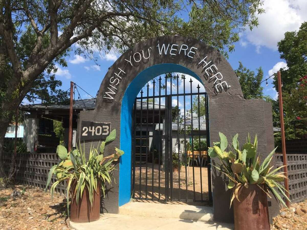 Midnight Swim is the new name of the former Chisme restaurant and bar spot on St. Mary's.