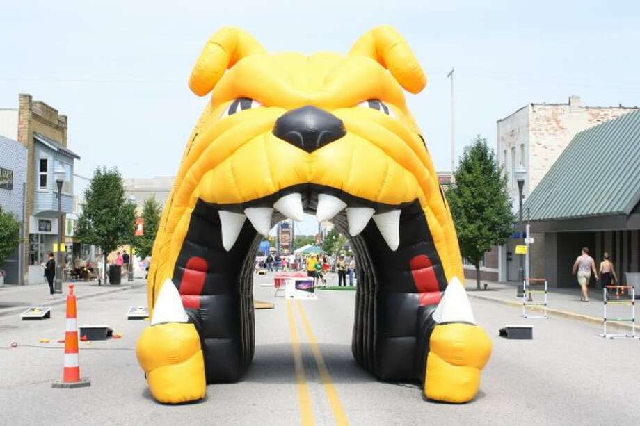 Big Rapids Summer Fest is set for Aug. 24. It will give locals and FSU students a chance to interact with downtown businesses. (Pioneer file photo)