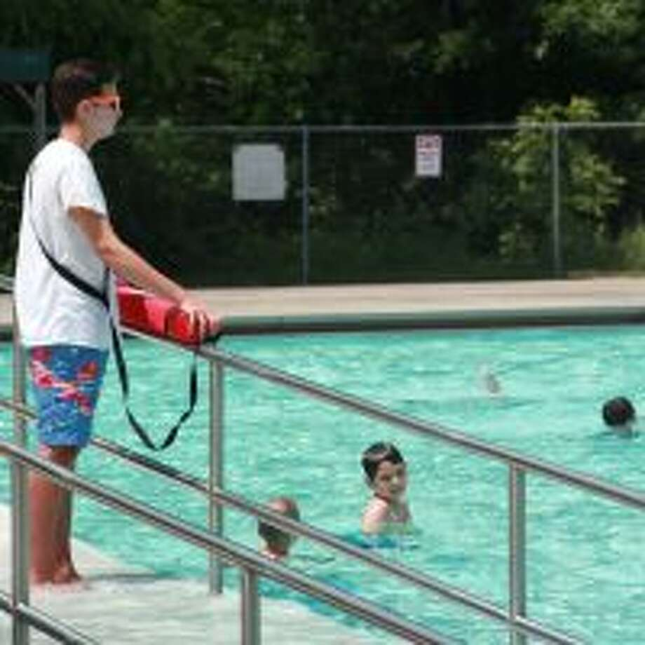 According to Charles E. Fairman Community Pool Director Pat Horan, the summer had lots of kids who learned to swim and improve their techniques. The pool has plans to reopen June 8, 2020. (Pioneer file photo)