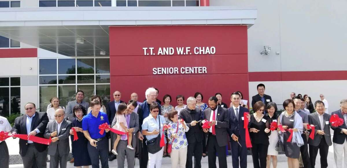The T.T. and W.F. Chao Senior Center, designed by Studio Red Architects and built by Horizon International Group, is now open at the Chinese Community Center of Houston.