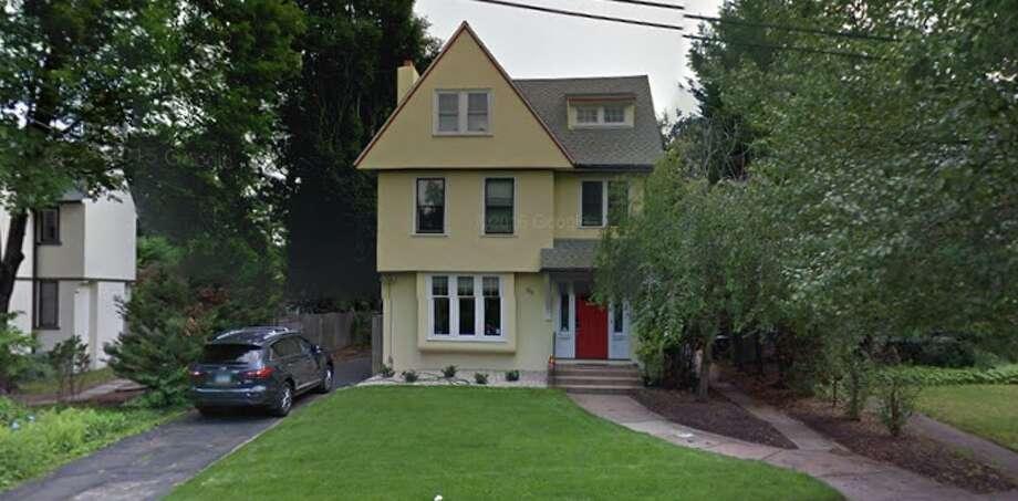 98 E Rock Rd Seller/buyer: Ohm M. Deshpande and Hamita Sachar to Stuart G. Earner and David Paltiel  Price: $918,500 Photo: Google Maps