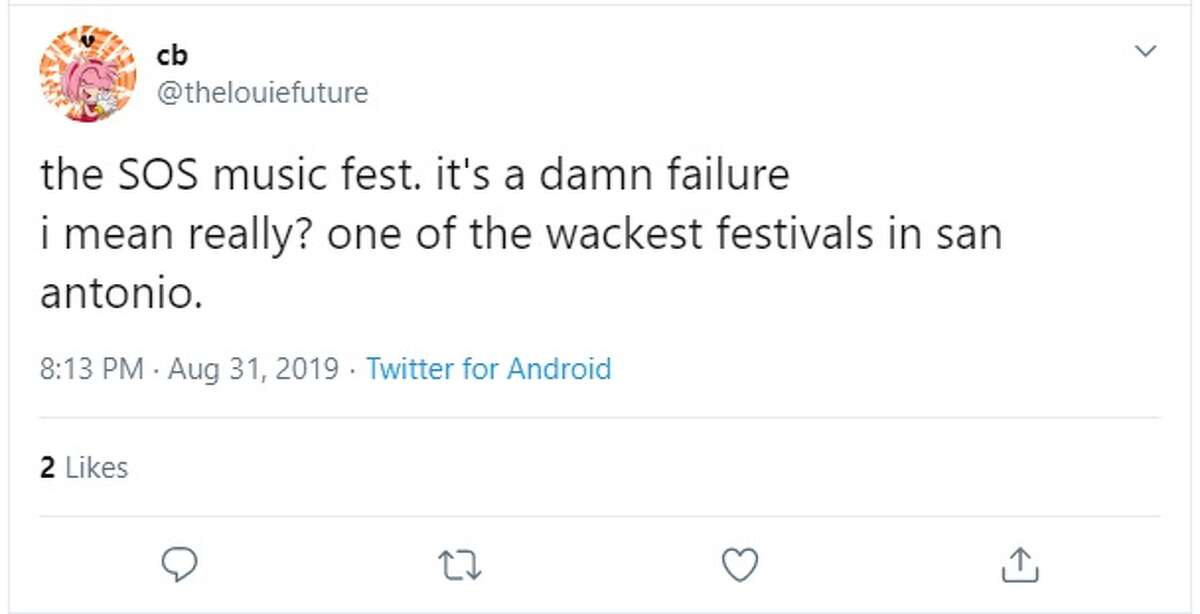 Fans react on social media about the lineup cancellations that occurred at the Sound of Summer Music Fest last weekend in San Antonio.