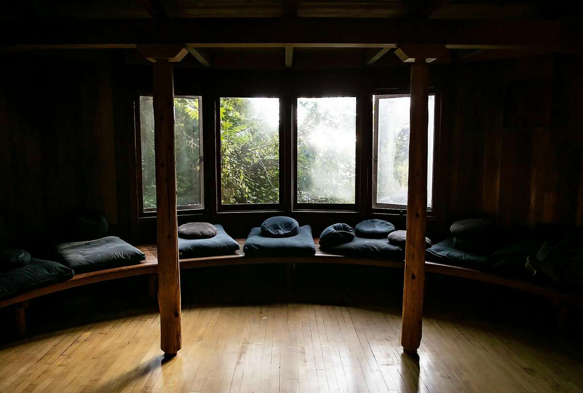 The Meditation Center at Esalen on Friday, August 30, 2019 in Big Sur, Calif.