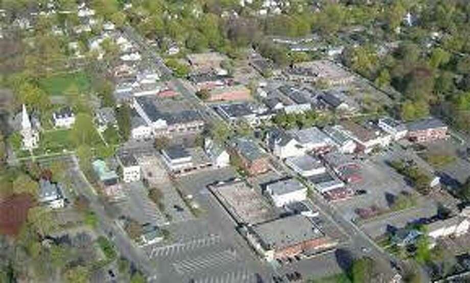 Downtown Ridgefield.