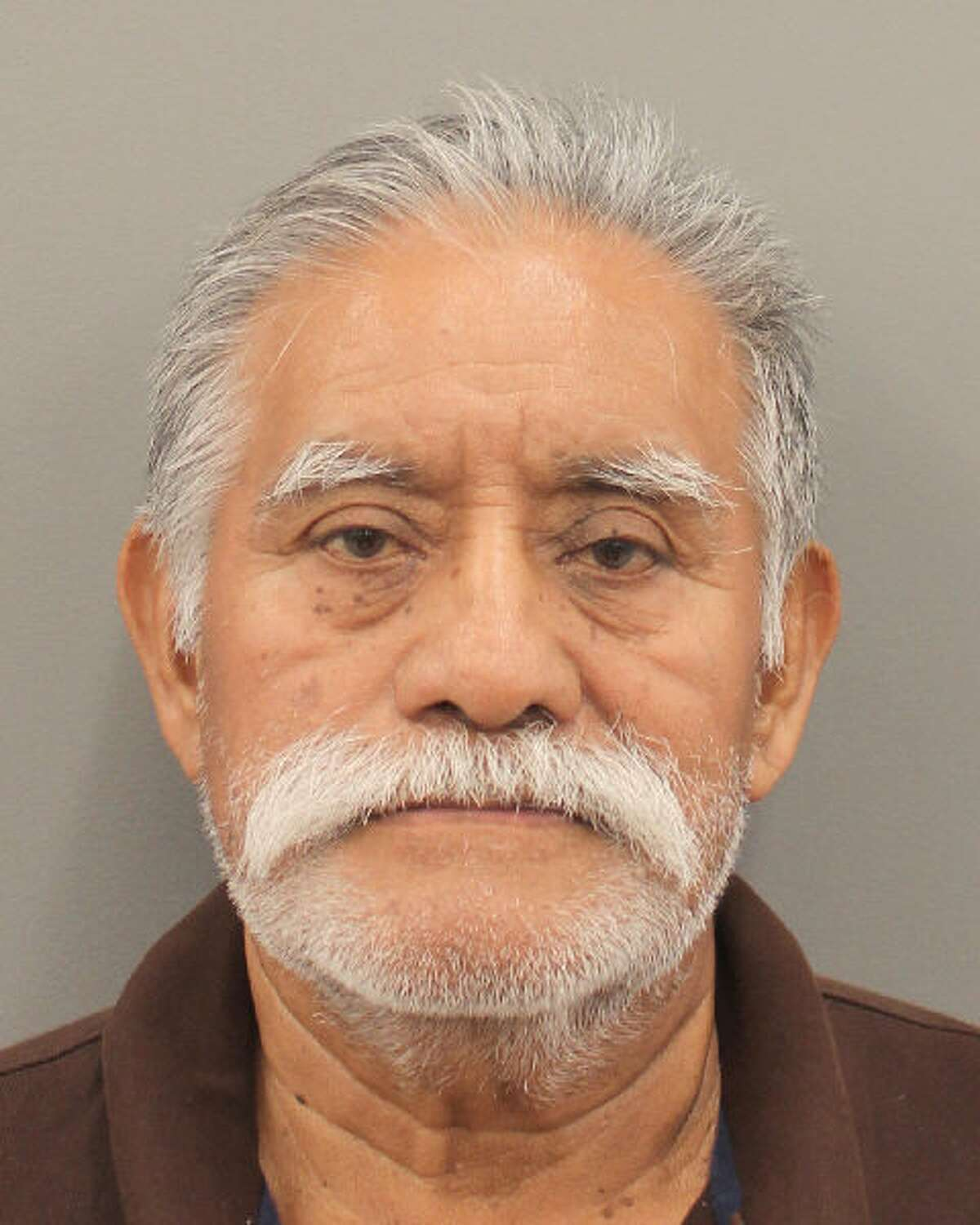 Abel Cruz, 77, was charged with murder in the shooting death of Jesus Cejudo, 27, at 4100 Beran Drive on Sept. 2, 2019.