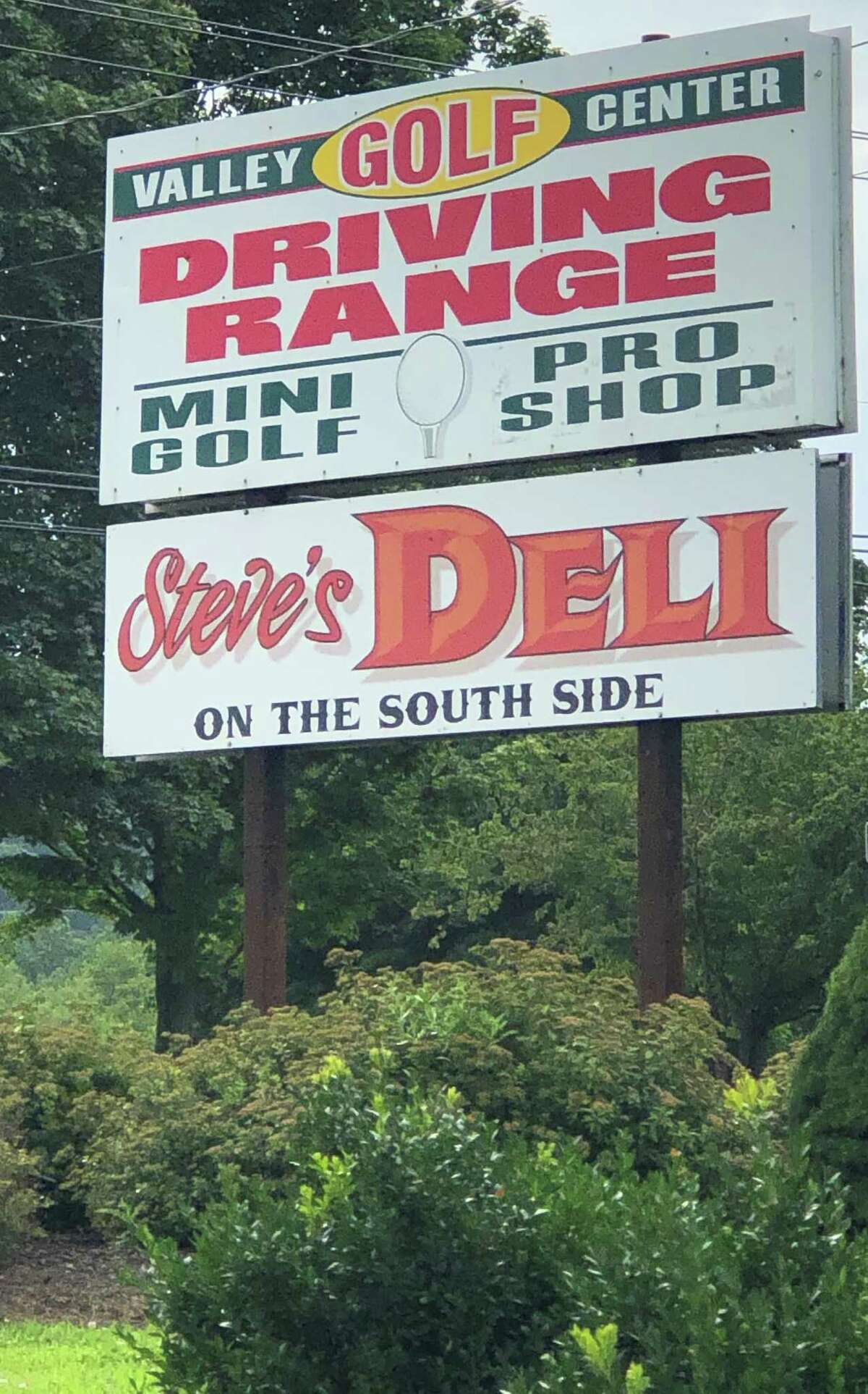 Steve's Deli is located at 562 Danbury Road (Route 7 South) in New Milford.